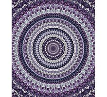 Mandala 139 Photographic Print