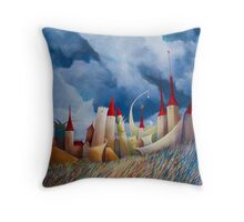 Refuge Throw Pillow