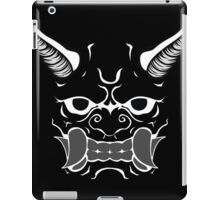 Oni (no outline knockout) iPad Case/Skin