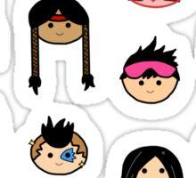X-Women Sticker