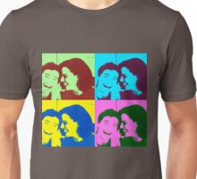 Lana Parrilla and Jared Gilmore at San Diego Comic Con 2016 Unisex T-Shirt