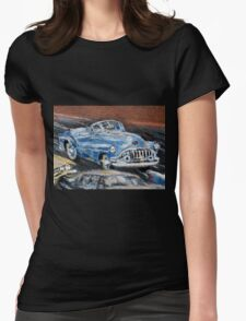 BUICK VINTAGE Womens Fitted T-Shirt