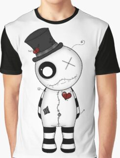 You Stitch My Heart Graphic T-Shirt