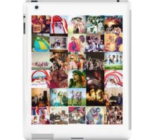 Taylor Swift 4th of July Collage iPad Case/Skin