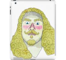 its my shithead iPad Case/Skin