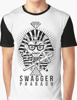 Swagger Pharaoh Graphic T-Shirt