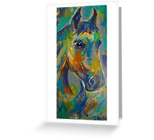 Cinders Greeting Card