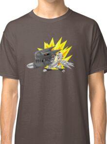 digimon chibi mugendramon Classic T-Shirt