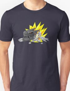 digimon chibi mugendramon Unisex T-Shirt