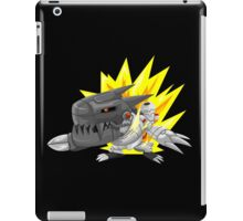digimon chibi mugendramon iPad Case/Skin