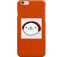 mame mame rock 0008 iPhone Case/Skin