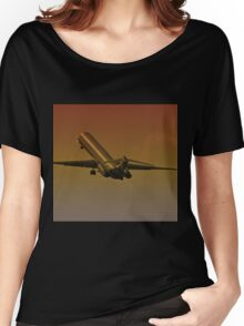 Soaring, flying Women's Relaxed Fit T-Shirt