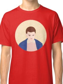 Eleven Loves Waffles Classic T-Shirt