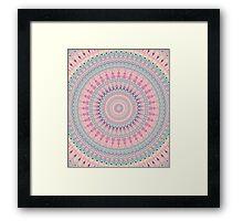 Mandala 140 Framed Print
