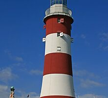 Smeaton's Tower, Plymouth Hoe by RedHillDigital