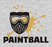 Paintball splash mask Kids Clothes