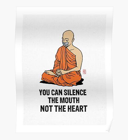 Silenced.... Poster