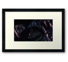 Fractal Space XI Framed Print