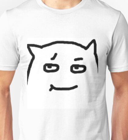 Face The Dude Unisex T-Shirt