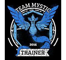Team Mystic Photographic Print