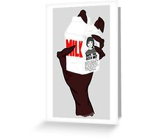 Will Byers - Milk Carton Greeting Card