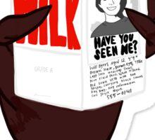 Will Byers - Milk Carton Sticker