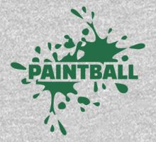 Paintball color Kids Clothes