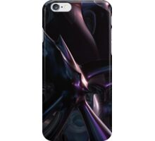 Fractal Space XI iPhone Case/Skin