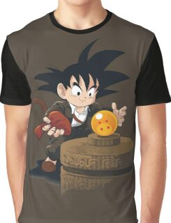Raiders of the Lost Balls Graphic T-Shirt