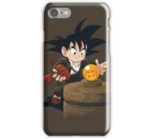 Raiders of the Lost Balls iPhone Case/Skin