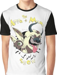 The Appa and Momo Show Graphic T-Shirt