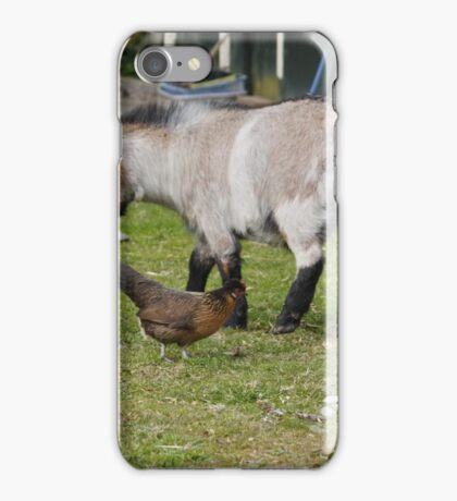 Mixed Farmyard iPhone Case/Skin