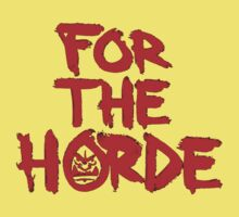 For The Horde Kids Tee