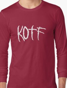 KOTF (WHITE FONT) Long Sleeve T-Shirt