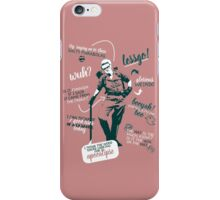 holtzmann quotes iPhone Case/Skin