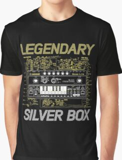silver music box Graphic T-Shirt