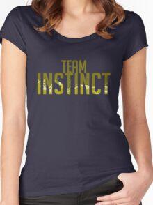 Team Instinct GOgear! Women's Fitted Scoop T-Shirt