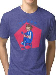 Catze Tri-blend T-Shirt