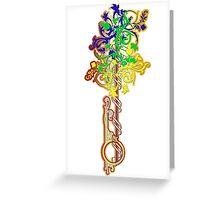 Takiya 03 Greeting Card