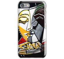 PICASSO PAINTING BY NORA  Fingers iPhone Case/Skin