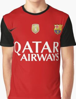 INTERNATIONAL CHAMPIONS CUP - Barcelona Graphic T-Shirt