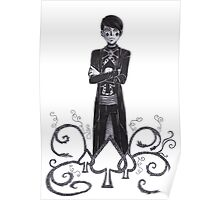Spade King Poster