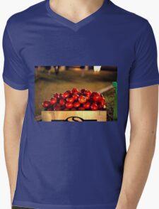 Tomatoes Mens V-Neck T-Shirt