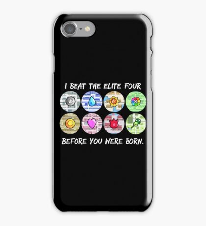 Original Elite iPhone Case/Skin
