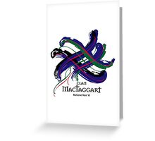 Clan MacTaggart  Greeting Card