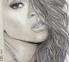 Rihanna  by Christina Houtved  Müllertz