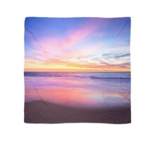 Aussie Sunset Claytons Beach Mindarie - Clothing Scarf