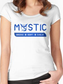 Go Mystic! Women's Fitted Scoop T-Shirt