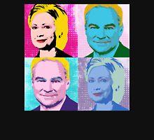 Clinton Kaine Pop Art Unisex T-Shirt