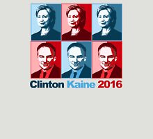 Clinton Kaine 2016 Red and Blue Unisex T-Shirt